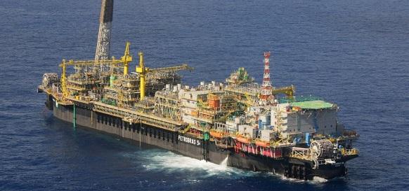 Equinor приобрела 25% акций нефтяного месторождения Roncador на шельфе Бразилии