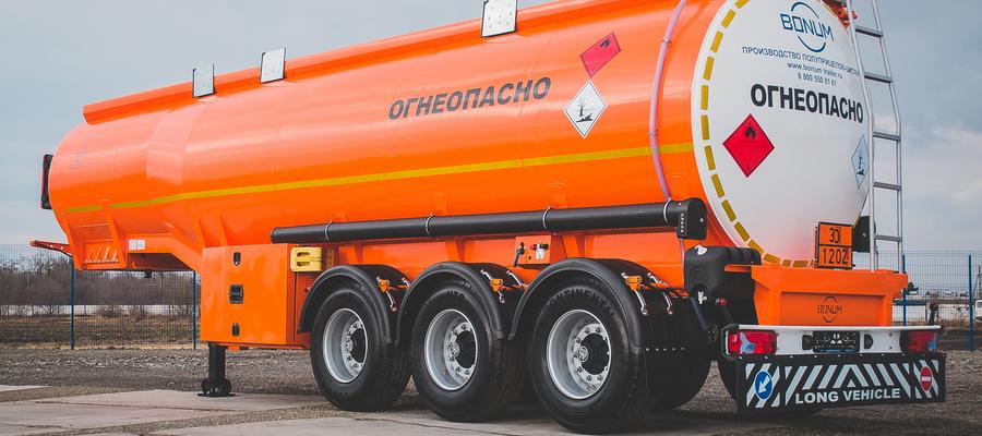 В Ростовской области появится новый завод по производству полуприцепов-цистерн для транспортировки нефтепродуктов