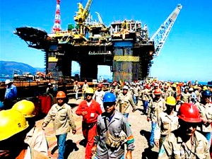 90 % работников нефтяной отрасли Бразилии объявили бессрочную забастовку
