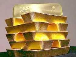 Инвесторы предпочитают желтое золото