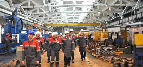 Газпром прощупал возможности импортозамещения в Башкирии