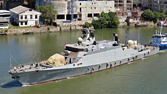 Не по графику. Государственные испытания малого ракетного корабля Вышний Волочек могут затянутся до конца 2017 г