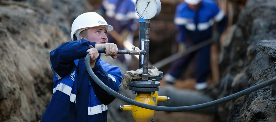 Газпром подписал новую программу газификации с Ульяновской области