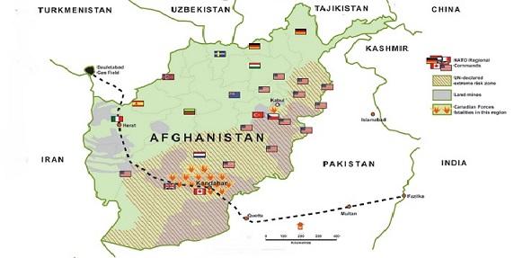 23 февраля 2018 г в Афганистане должна состояться церемония начала практической реализации строительства проекта газопровода ТАПИ Голосовать!