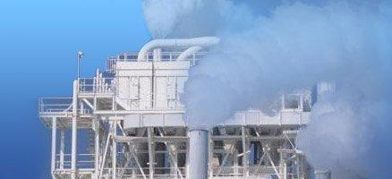 Некаталитическая технология очистки дымовых газов