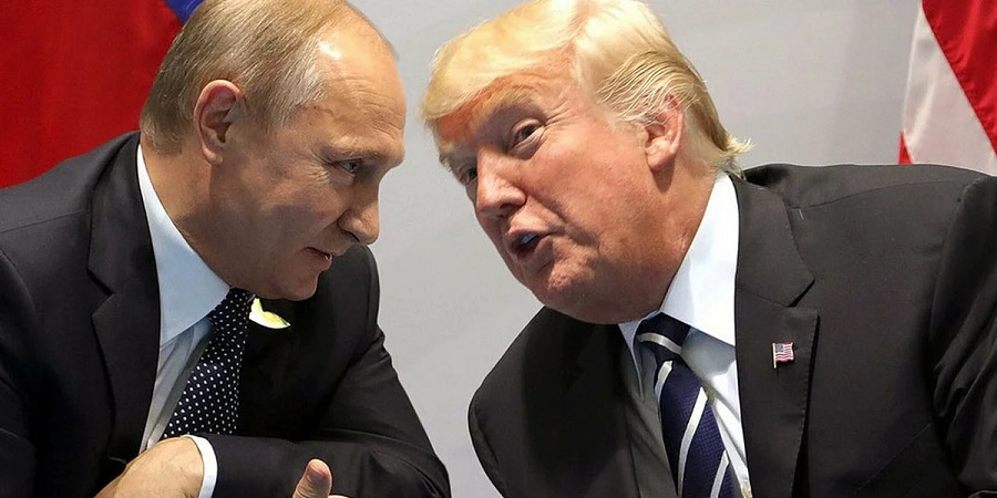 В. Путин вновь обсудил с Д. Трампом положение на мировом рынке нефти и сделку ОПЕК+