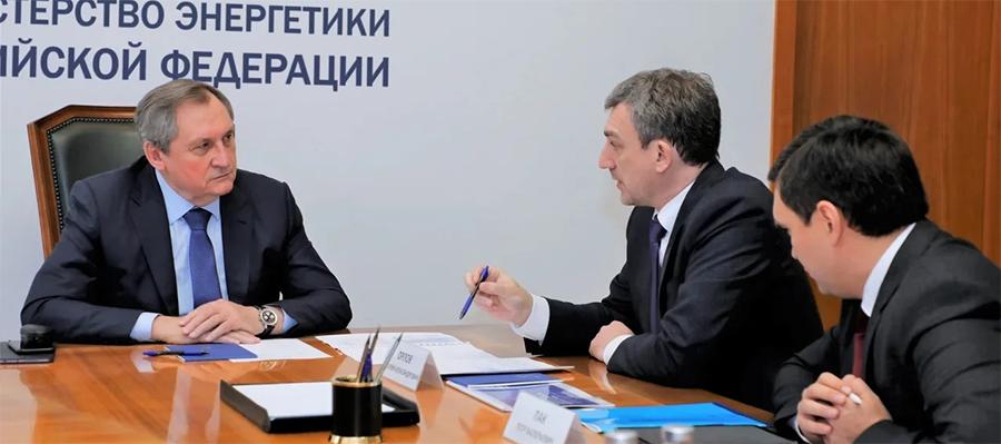 Амурская область готова участвовать в апробации нового подхода к газификации