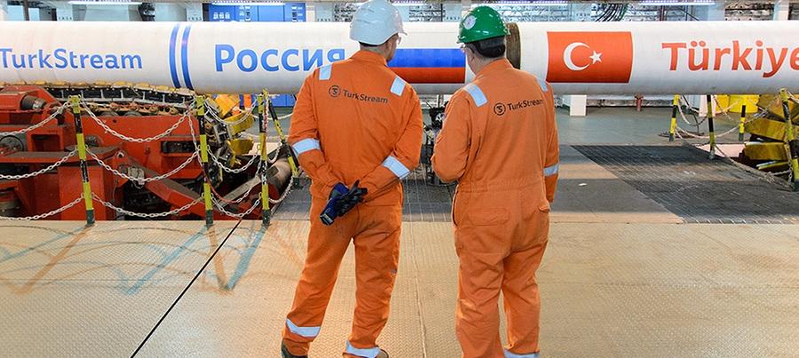Moldova seeks importing Russian gas through the Turkish Stream gas pipeline
