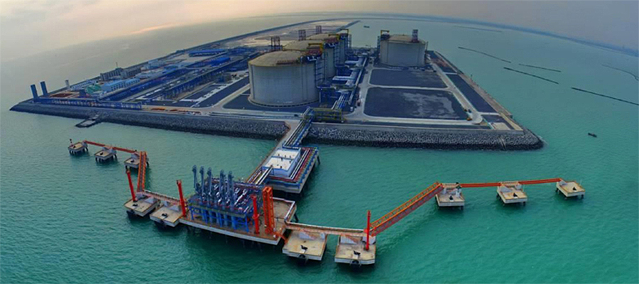 India to contribute 35% of Asia and Oceania's LNG regasification capacity growth in 2023