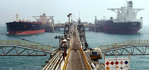 Kuwait says oil shipments to China stable