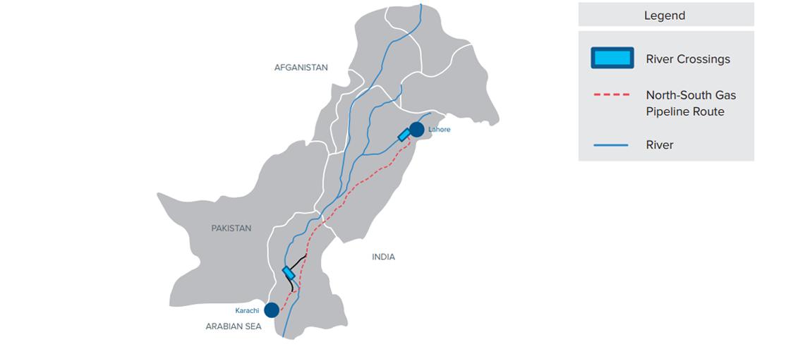 Смена партнера. Газопровод Север - Юг в Пакистане будет, но не с Ростехом