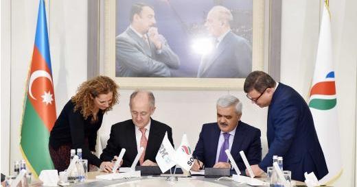 IBM and Azerbaijan´s SOCAR announce a joint venture