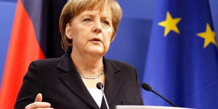 А. Меркель о Северном потоке-2: Моя позиция не изменилась