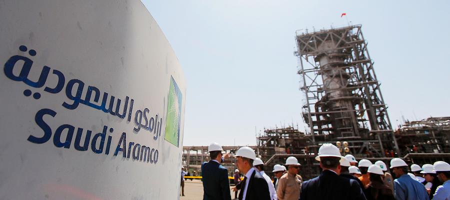 Месторождение Хурайс компании Saudi Aramco было признано швейцарским ВЭФ лидером в области внедрения передовых технологий