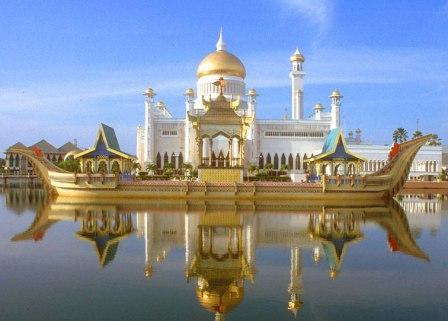 Газпром решил подстраховаться Брунейским газом