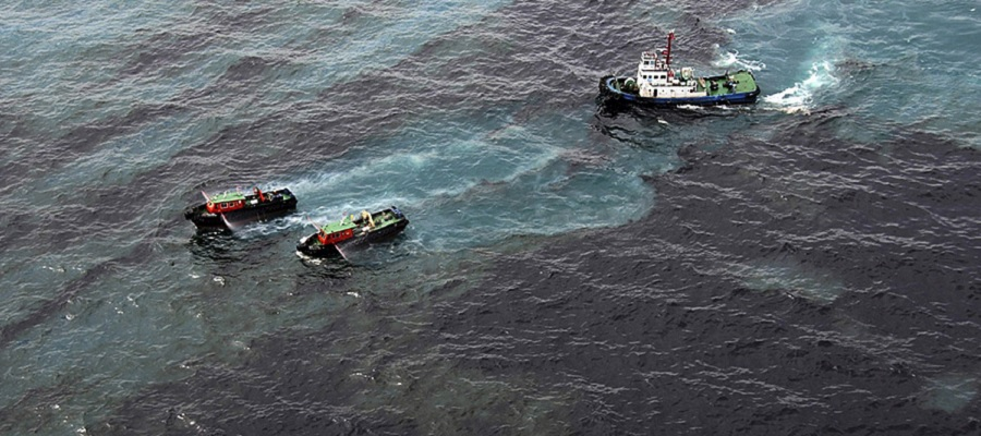 В Бразилии произошел разлив нефти на платформе Petrobras