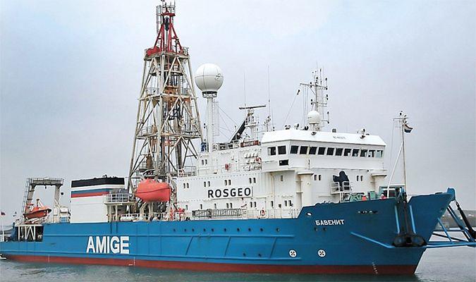 НИС Бавенит Росгеологии приступает к стратиграфическому бурению  у островов Северной Земли
