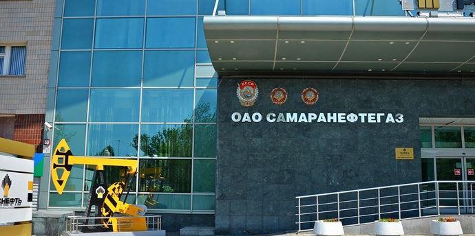 Самаранефтегаз запустил компрессорную станцию на Сологаевском месторождении