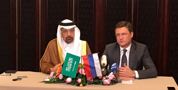 Russia and Saudi Arabia are becoming unlikely allies