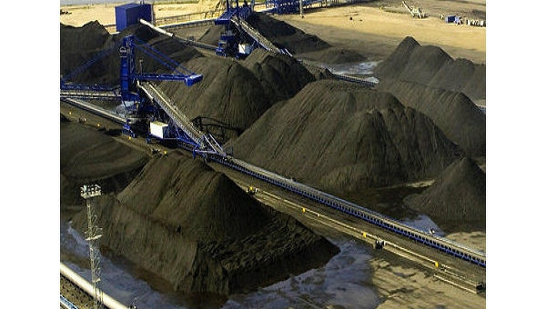 Добыча угля в России в 2016 г вырастет почти на 0,8%, до 375 млн т, а экспорт - на 1,3%, до 158 млн т