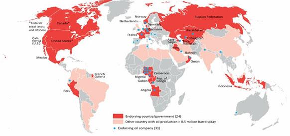 ЛУКОЙЛ присоединился к инициативе Всемирного банка по нулевому сжиганию попутного нефтяного газа к 2030 г