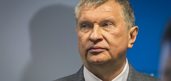 Rosneft CEO said the company plans investments between 1.2 and 1.3 trillion RUB in 2019
