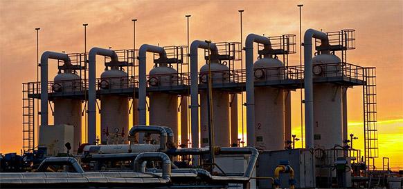 Украина за 1 сутки «уронила» запасы газа в ПХГ на 0,51%