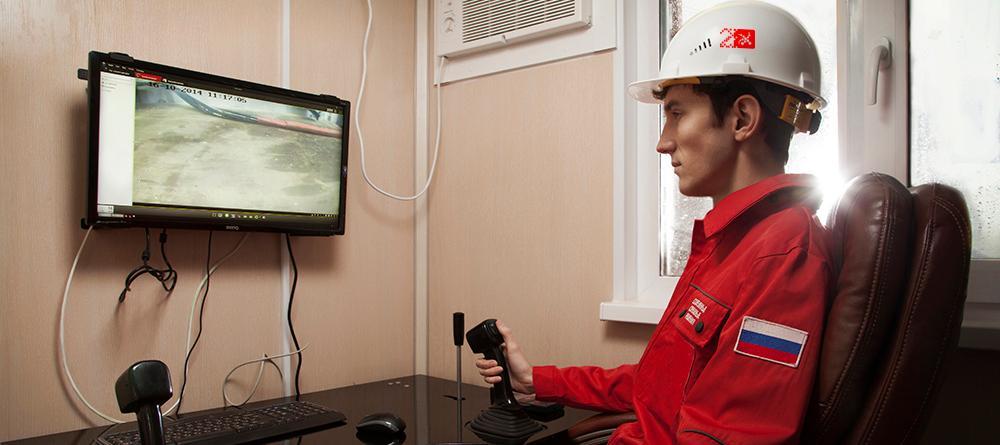 Роботизированный чистильщик ГК «Миррико» ROTC-TD 3 получил сертификат ATEX