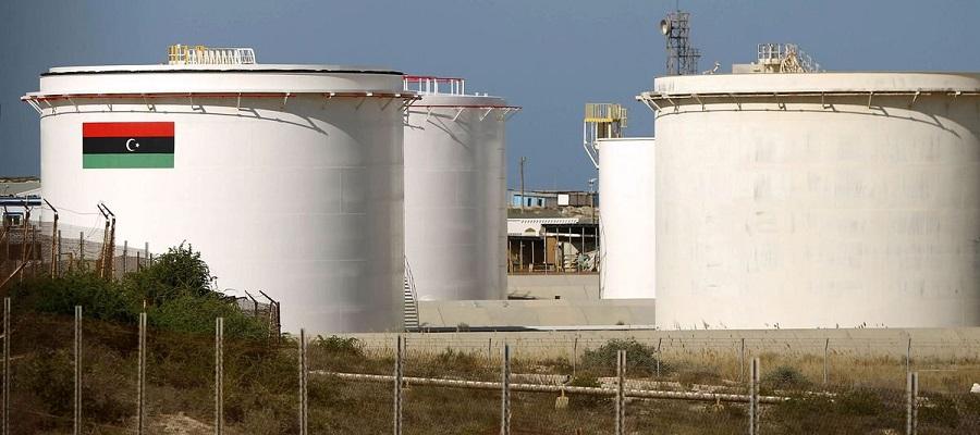 Добыча нефти в Ливии достигла 1,1 млн барр./сутки