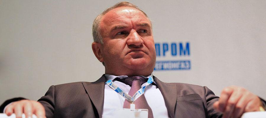 Пока что. Газпром межрегионгаз не собирается судиться с Раулем Арашуковым