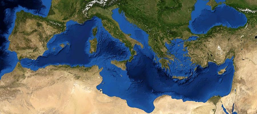 Турция заявила о проведении Россией военных учений в Средиземном море