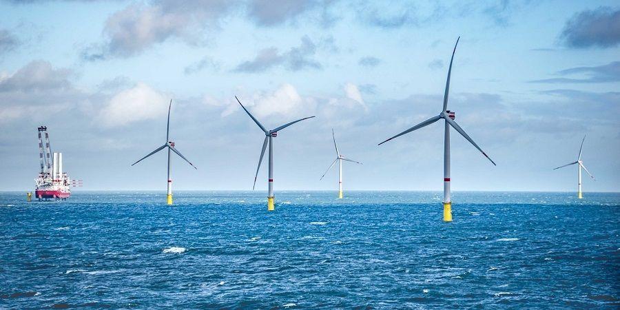 Wind Power LAB представила технологию мониторинга морских электростанций с помощью дронов