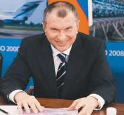 Игорь Сечин обещает ноль летом