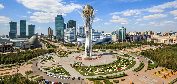 Kazakhstan to maintain oil output at current level of 1.8 mil b/d throughout 2018