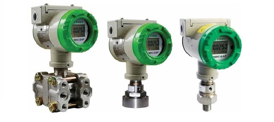 Новая технология измерения в датчиках давления