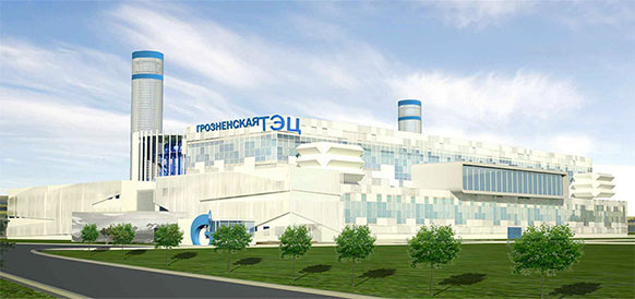 Gazprom to purchase Siemens equipment for Grozny TPP