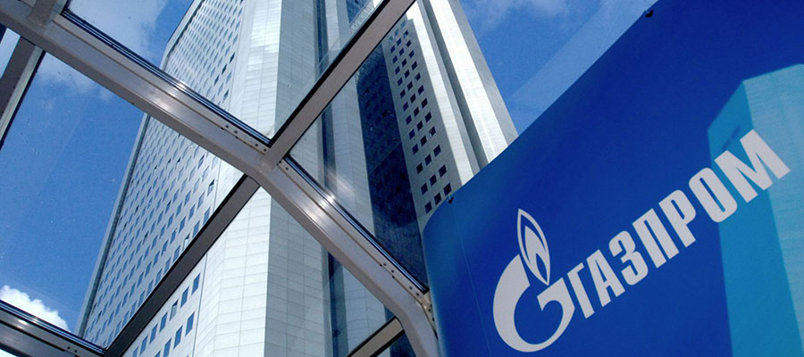 Volume of Gazprom's H1 gas exports to SEE drops 7.4% y/y