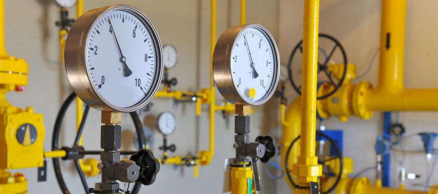 В г. Вологда продолжается газификация частного сектора