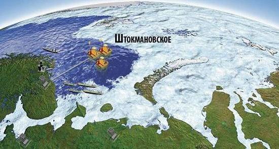 А. Медведев: Штокмановский проект может быть реанимирован