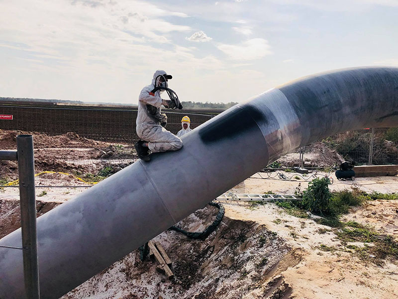 10 лет на защите трубопроводов