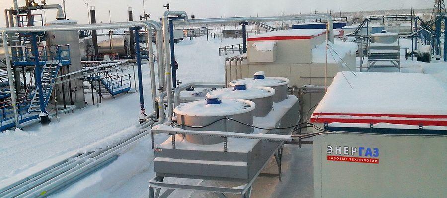 Система подготовки попутного газа на ЦПС Западно-Могутлорского месторождения прошла 5-летний рубеж надежной эксплуатации