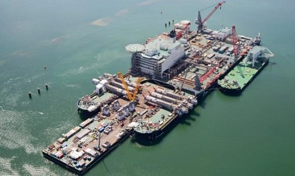 Swiss Allseas to build Turkish Stream's 2nd offshore line