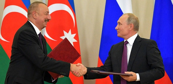 РФ и Азербайджан договорились о совместной разработке многострадального  блока Гошадаш в азербайджанском секторе Каспия Голосовать!