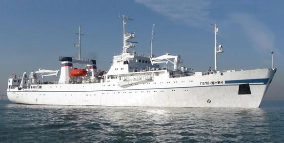 НИС Геленджик Южморгеологии проведет геологоразведку в Тихом океане по заказу бельгийской Global Sea Mineral Resources