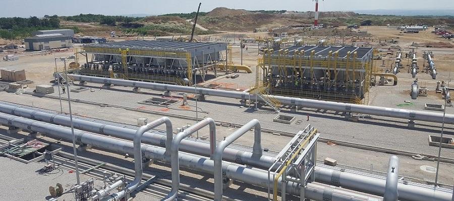 Строительство компрессорных станций газопровода TAP будет завершено до конца 2019 г.