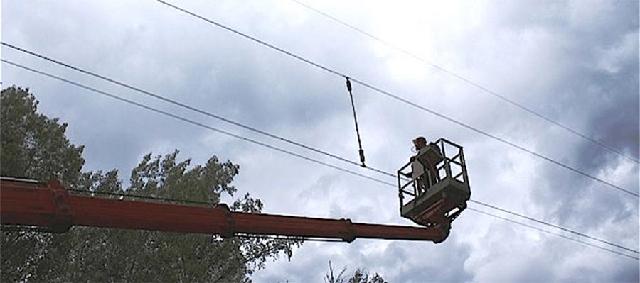 Непогода не повлияла на работу энергосистемы и жилищно-коммунального комплекса Московской области