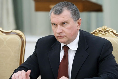 Igor Sechin rejects Selling Public Shares To China and India