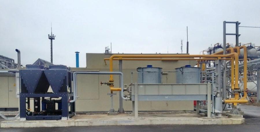 Система подготовки ПНГ на Речицком месторождении «Белоруснефти»: 25 тысяч часов надежной эксплуатации