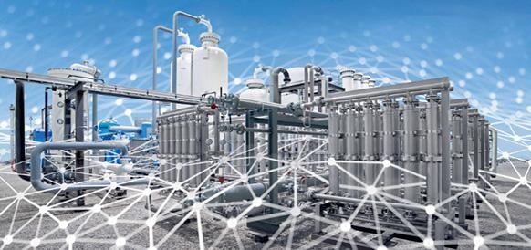 BASF и Linde подписали соглашение о сотрудничестве в области технологий по переработке природного газа