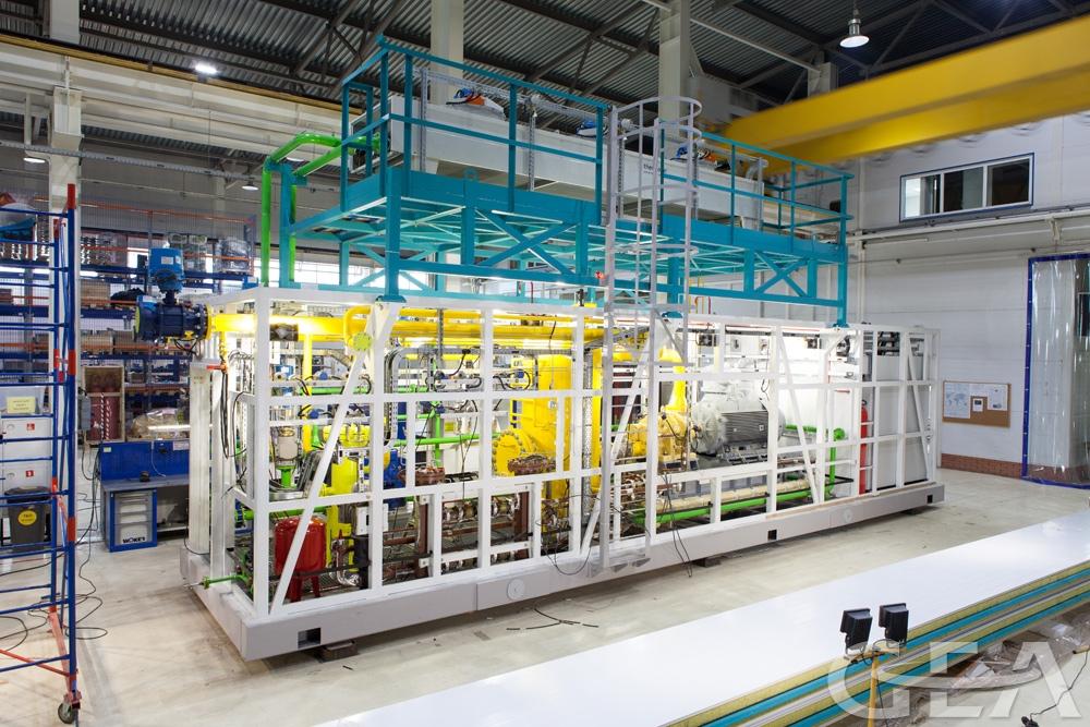 Энергонезависимость предприятий с дожимными компрессорными станциями ГЕА